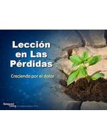 Life after Loss: Growth out of Grief - Balanced Living - PPT Download (Spanish)