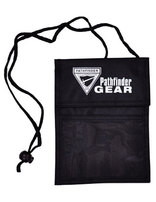 Porta Documentos de cuello con Pathfinder Gear Logo