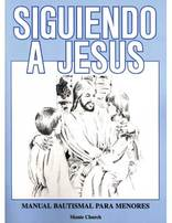 Following Jesus (Spanish)