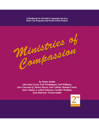 Ministries of Compassion 3-ring edition