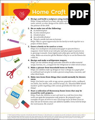 Builder Home Craft Award - PDF Downl