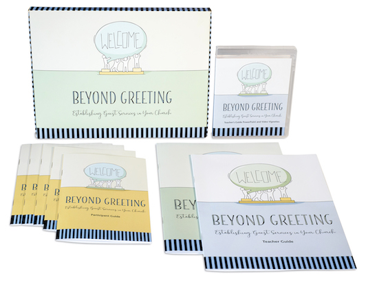 Beyond Greeting Complete Kit