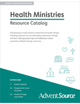 Health Ministries Catalog