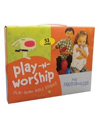 Play-n-Worship: Preschoolers
