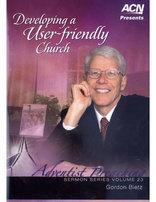 Developing a User-friendly Church DVD