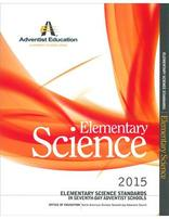 NAD Education Science K-8 (2008) Curriculum Guide