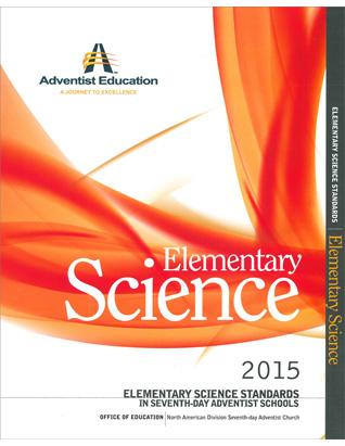NAD Education Elementary Science Standards (2015)