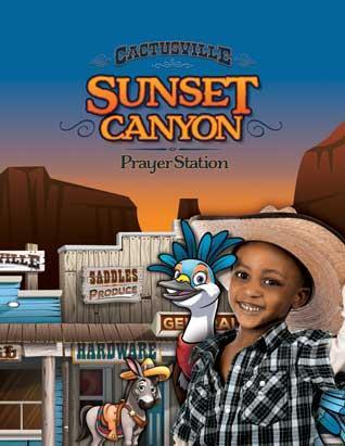 Cactusville VBX Sunset Canyon