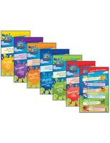Kidsville VBX Daily Overview Posters (pkg of 7)
