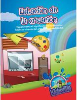 Kidsville VBX Creation Station - Spanish