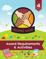 Helping Hand Award Requirements & Activities