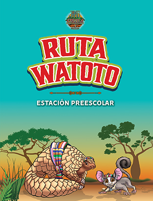 Jamii Kingdom VBS Watoto Way (Preschool) - Spanish