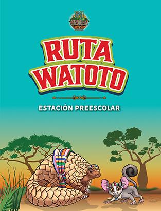 EBV Jamii Kingdom Ruta Watoto (preescolar)