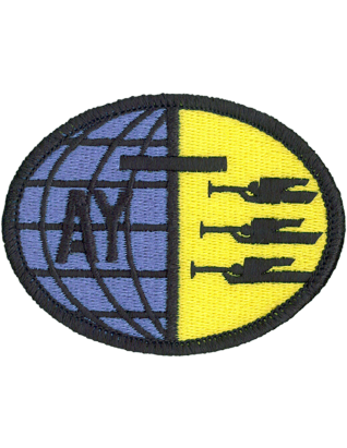 Adventist Youth Patch