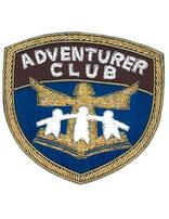 Adventurer Uniform Bullion Emblem