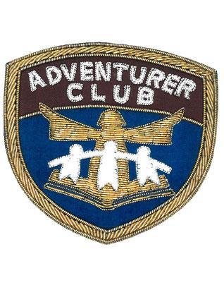 Adventurer Uniform Bullion Emblem