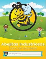 Busy Bee Activity Book (Spanish)