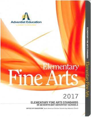 Elementary Fine Arts Standards - 2017