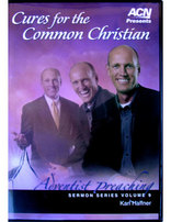 Cures for the Common Christian DVD