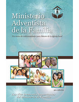 Adventist Family Ministries Record Card (Spanish)