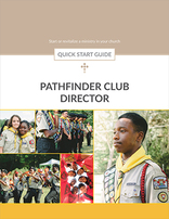 Pathfinder Club Director -- Quick Start Guide