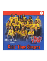 Kids' Time Volume 3 (CD)