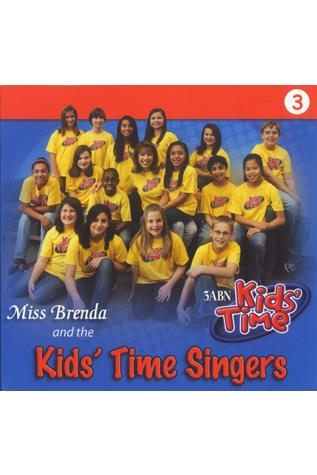 Kids' Time Volume 3 (CD)