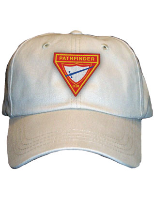 Pathfinder Baseball Cap (Tan)