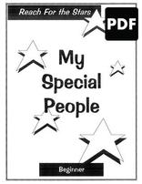 Reach for the Stars - My Special People PDF Download