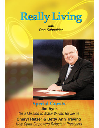 Ayer, Retzer, Trevino -- Really Living DVD