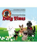 Stewardville Daily Times DVD/CD Set