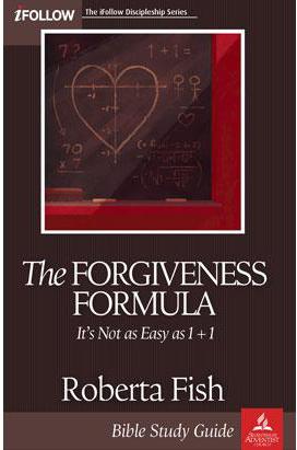 The Forgiveness Formula - Bible Study Guide