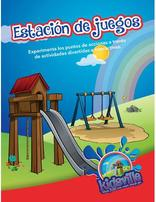 Kidsville VBX Play Station - Spanish