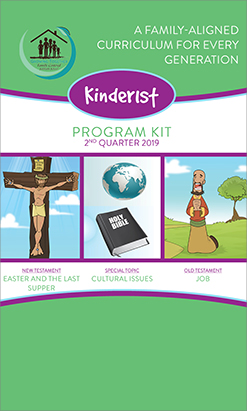 Growing Together SS Curriculum Kinder1st Teaching Kit 2nd Qtr 2019