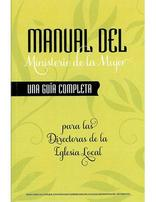 Women's Ministries Handbook (Spanish)