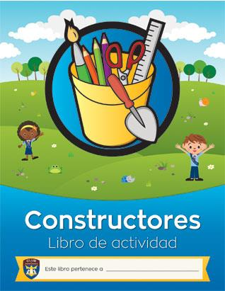 Builder Activity Book (Spanish)