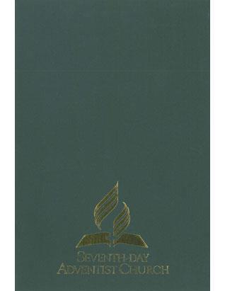 Adventist Meeting/Press Kit Folder (Small)