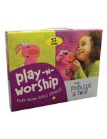 Play-n-Worship:Play Along Stories for Toddlers & Twos