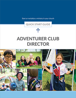 Adventurer Club Director Quick Start Guide