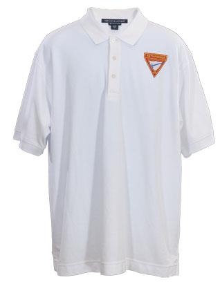 Pathfinder Staff Sport Shirt (White)