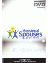 Ministerial Spouses Association Pastors DVD Volume 20
