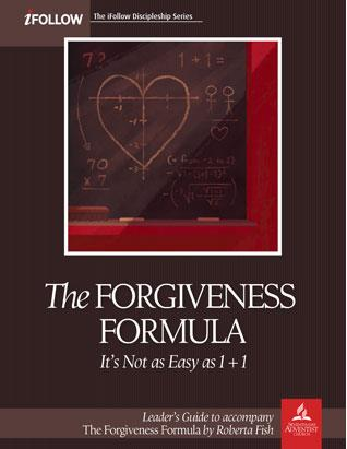 The Forgiveness Formula -- Leader's Guide