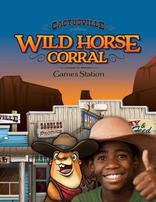 Cactusville VBX Wild Horse Corral