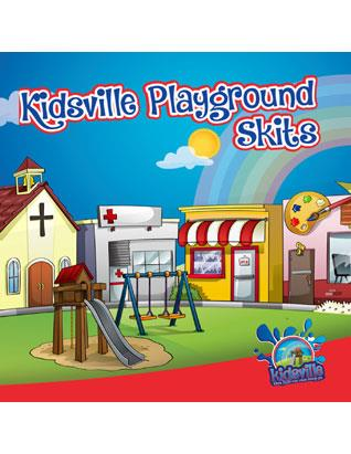 Kidsville VBX Opening Program DVD