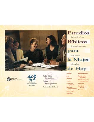 Bible Studies for Busy Women (Spanish)