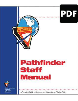Pathfinder Staff Manual PDF Download - English