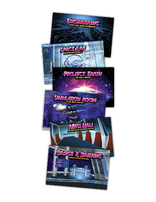 Galactic Quest VBS - Station Posters (set of 6)