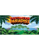Destination Paradise VBS - 7 X 14 Foot Banner