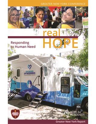 Hope for Humanity 2013 English Brochure