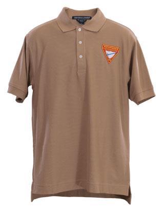 Pathfinder Staff Sport Shirt (Tan)